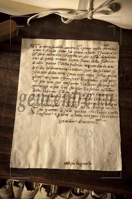 Секретные архивы Ватикана открывают тайны