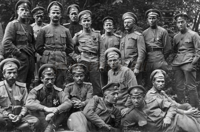 Эхо Великой войны