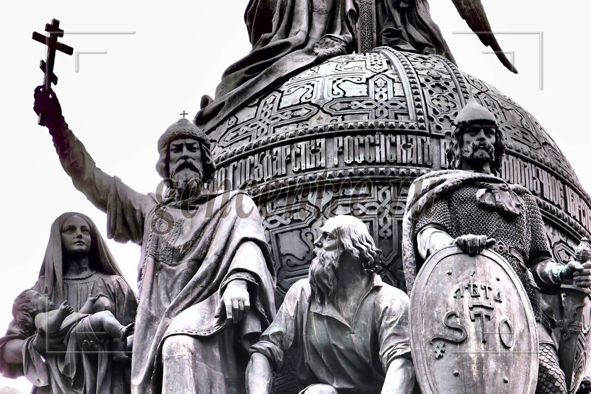 «На истории и мифе»