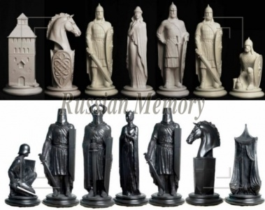 Ландшафтные шахматы